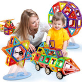 MAGNETY - Magnetic Building Blocks Children toy 110 parts - PACK BASIC - Serene Parents