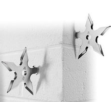 Load image into Gallery viewer, Ninja Throwing Star Wall Hook