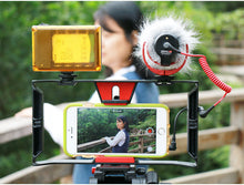 Load image into Gallery viewer, Smartphone Camera Stabilizer Rig