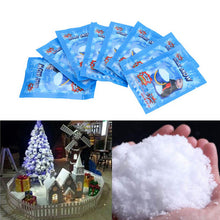 Load image into Gallery viewer, 10pcs/lot Artificial Instant Snow - Just add Water!