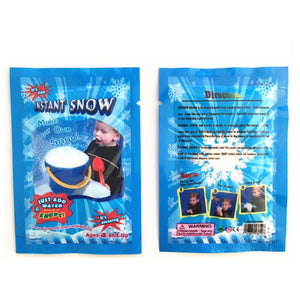 10pcs/lot Artificial Instant Snow - Just add Water!