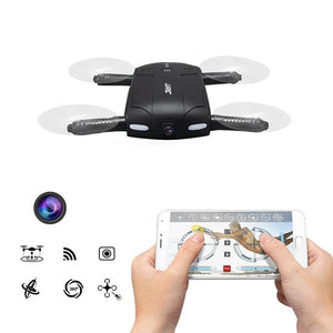 Elfie the Selfie Drone