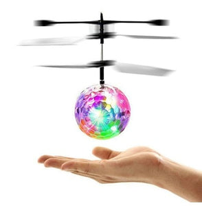 Flying Flashing Orb Drone - EASY TO FLY
