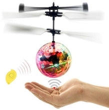 Load image into Gallery viewer, Flying Flashing Orb Drone - EASY TO FLY