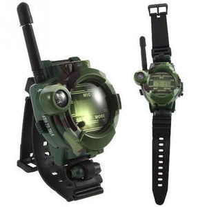 Walkie Talkie Watches Set of 2