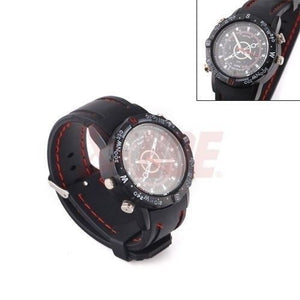 Spy Waterproof Hidden Camera Watch 8GB