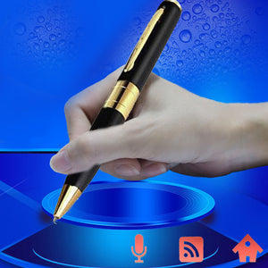 Spy Hidden Camera Pen HD Photo/Video