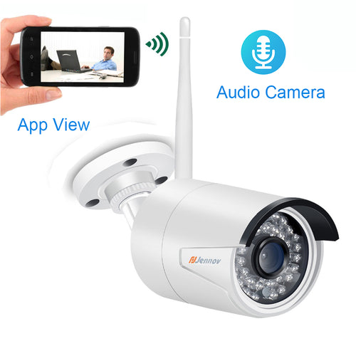 Outdoor IP Security Camera HD 1080P Wifi Waterproof IR Infrared
