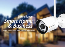 Load image into Gallery viewer, Outdoor IP Security Camera HD 1080P Wifi Waterproof IR Infrared