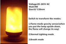 Load image into Gallery viewer, Realistic Flame Light Bulb