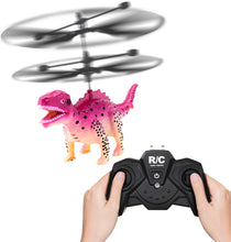 Load image into Gallery viewer, Flying Dinosaur Drone - EASY TO FLY