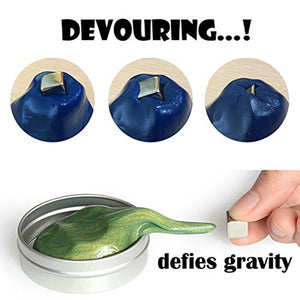 Magnetic Slime Thinking Putty