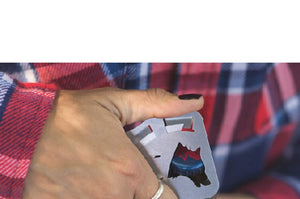 Credit Card Pocket Knife Folding Blade