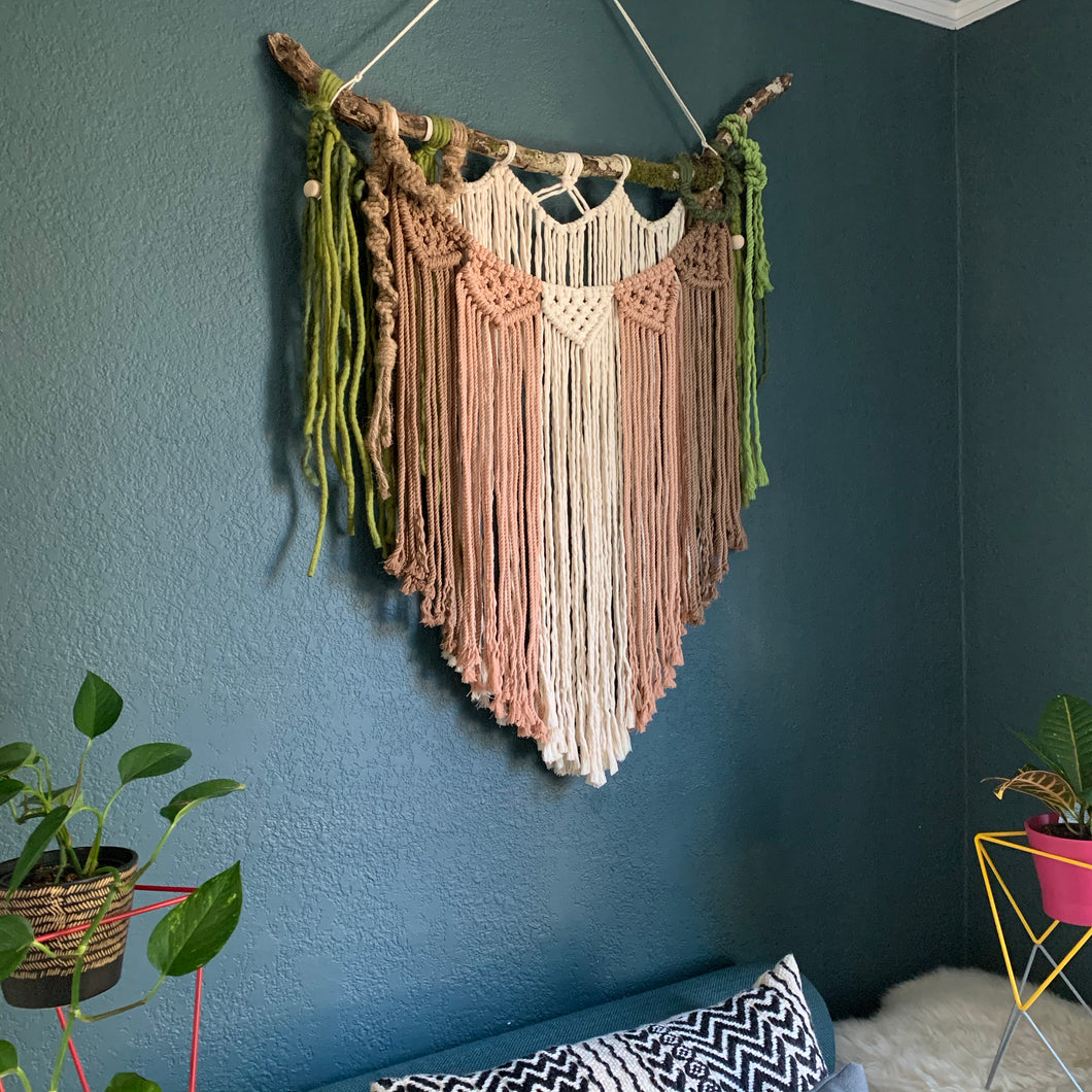 Allison wall hanging