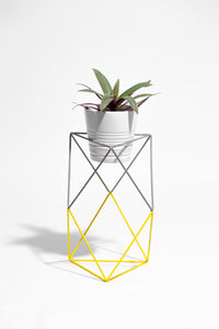"9 Points 15"" Plant Stand - 2 Tone custom color"