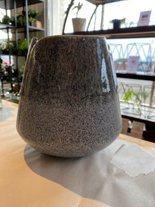 Granite Drop Pot