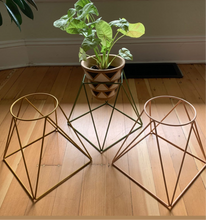 "Load image into Gallery viewer, La Corona 10"" Plant Stand"