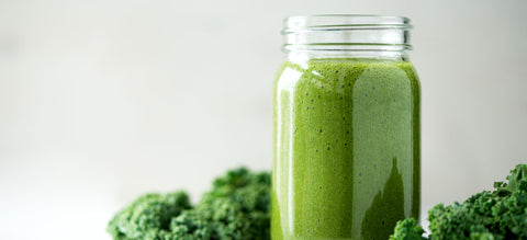 Collagen Kale Smoothie Recipe