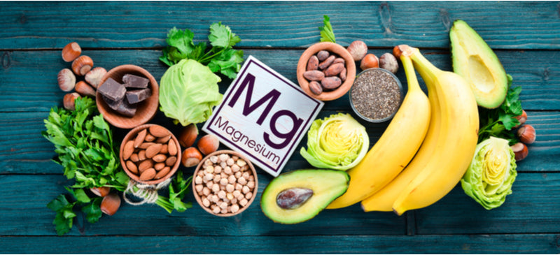 Best magnesium supplement and foods