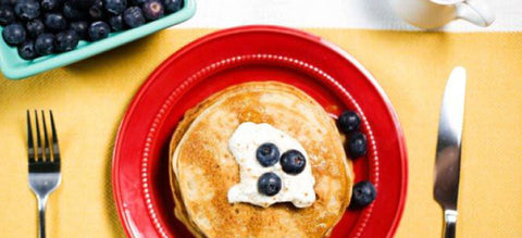 Paleo Bone Broth Protein Pancakes Recipe
