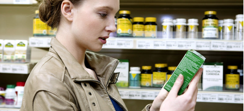 How to read a probiotic label