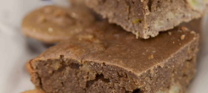 Almond butter banana protein bar recipe