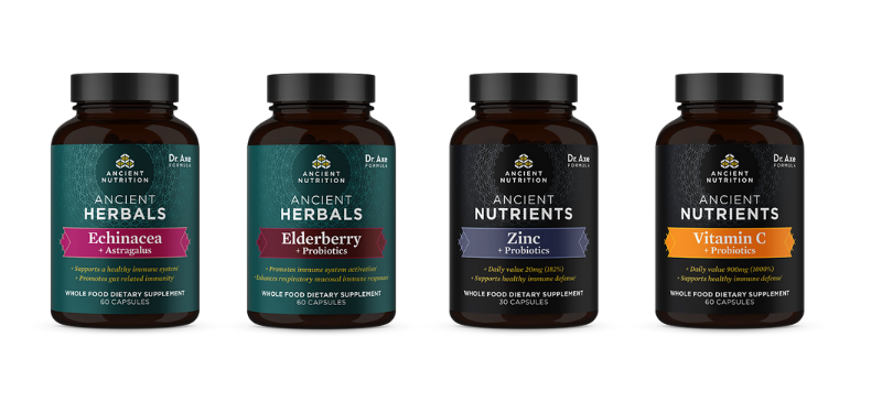 Ancient Nutrition Immune Support Supplements