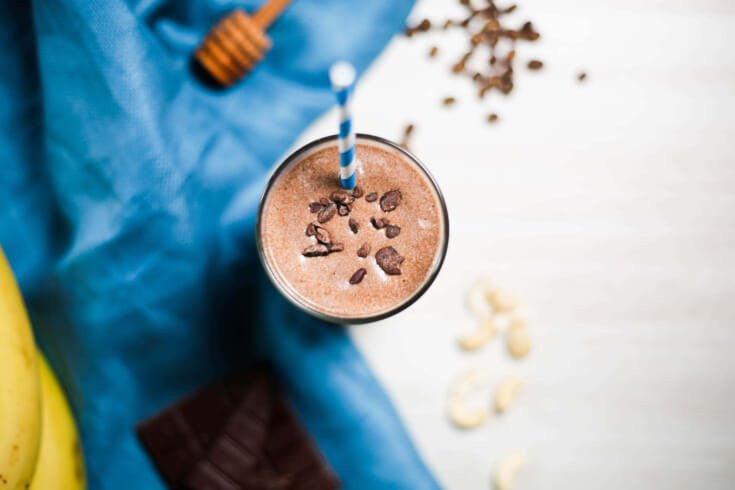 Bone Broth Protein™ Mocha Fudge Smoothie Recipe