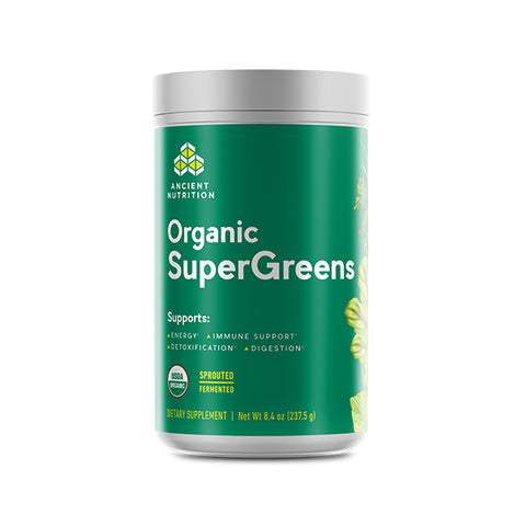 Ancient Nutrition Organic Supergreens