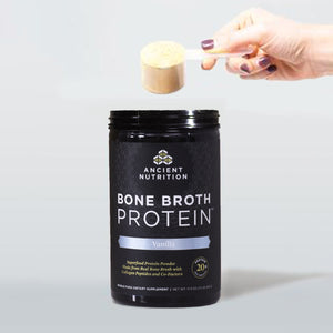 Bone Broth Protein Powder Vanilla (20 Servings)