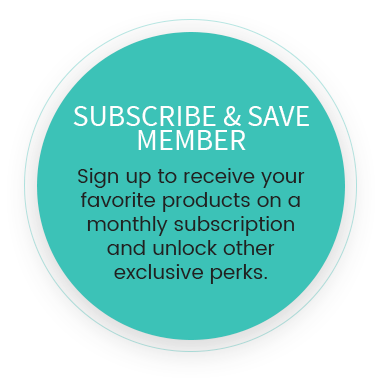 Subscribe & Save Members