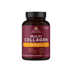 Photo of Multi Collagen Peptides Capsules Gut Restore (90 Capsules)
