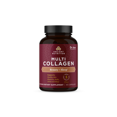 Photo of Multi Collagen Capsules - Beauty + Sleep, 45 Count