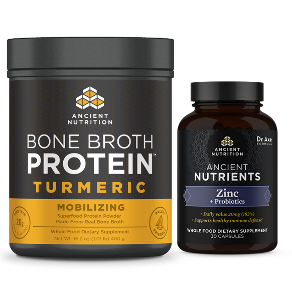 Gut and Immune Health Duo
