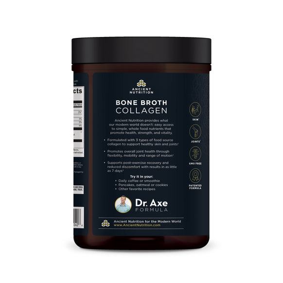 Bone Broth Collagen - Chocolate