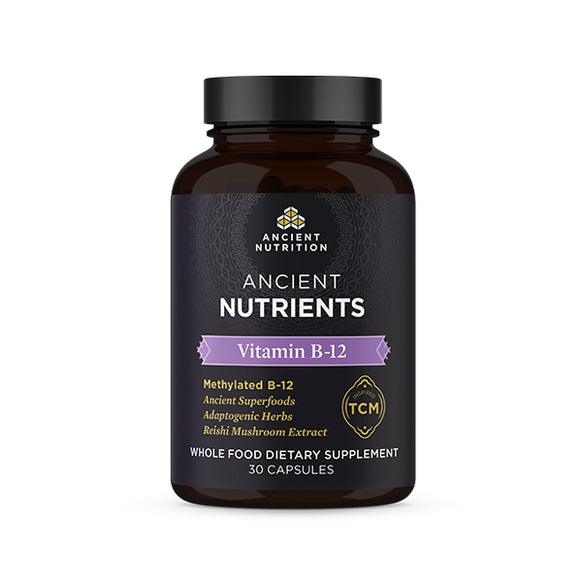 Ancient Nutrients - Vitamin B-12
