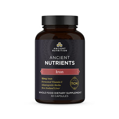 Photo of Ancient Nutrients - Iron