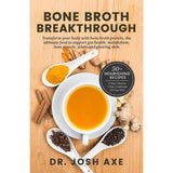 Photo of Bone Broth Breakthrough - Paperback - Herman Bailey