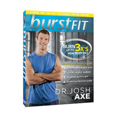 Photo of Burstfit Original DVD's