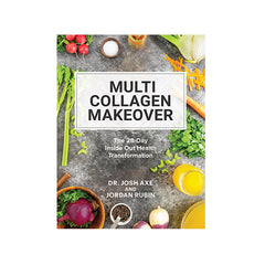 Photo of Multi Collagen Makeover - Soft Cover Book