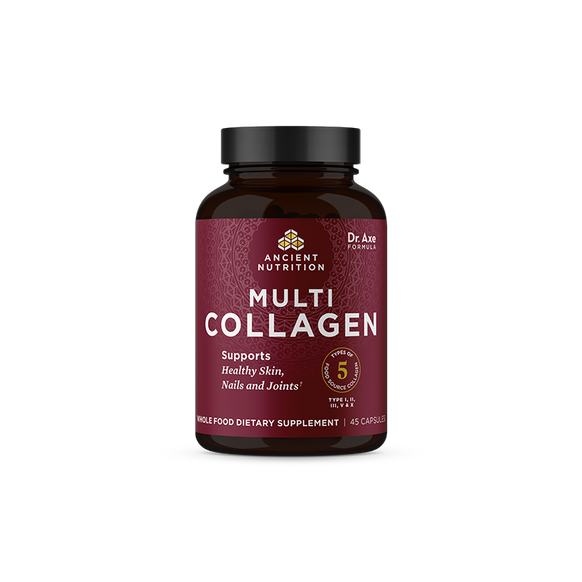 Multi Collagen Capsules, 45 Count