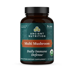 Photo of Multi Mushroom Daily Immune Defense Tablets (30 Tablets)