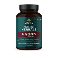 Photo of Ancient Herbals - Elderberry + Probiotics