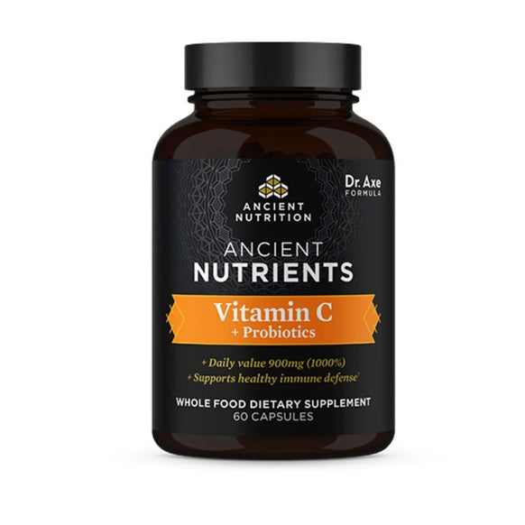 Ancient Nutrients - Vitamin C + Probiotics