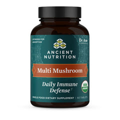 Photo of Multi Mushroom Daily Immune Defense Tablets (60 Tablets)