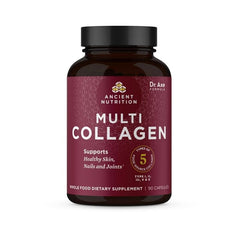 Photo of Multi Collagen Peptides Capsules (90 Capsules)