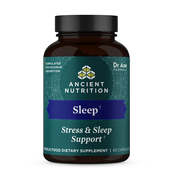 Stress & Sleep Support Capsules