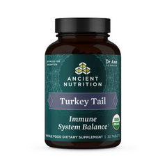 Photo of Turkey Tail Immune System Balance Tablets (30 Tablets)