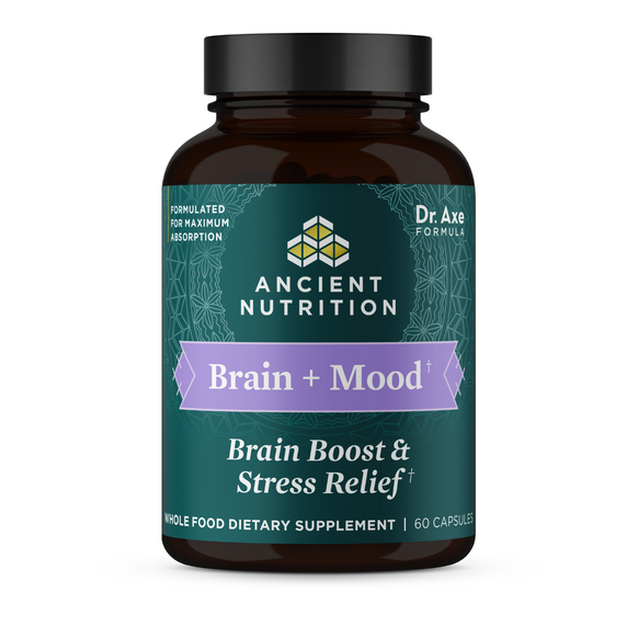 Ancient Herbals – Brain & Mood