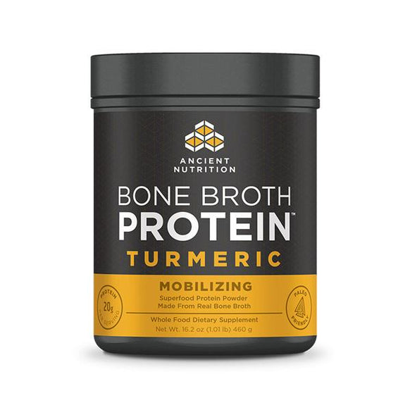 Bone Broth Protein Turmeric - 4-Pack